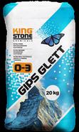 Gips glett 0-3mm